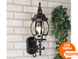Настенный светильник NLG9913-A черный