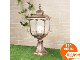Ландшафтный светильник Sculptor S черное золото (арт. GLXT-1407S)
