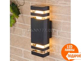 Настенный уличный светильник Techno 1449 черный