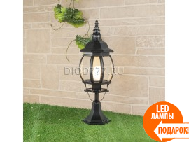 Ландшафтный светильник GL 1001S черный