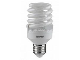 Энергосберегающая лампа Компактный винт FS, укороченный E27 20 Вт 4200K