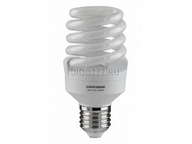 Энергосберегающая лампа Компактный винт FS, укороченный E27 24 Вт 2700K
