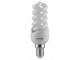 Энергосберегающая лампа Микро-винт E14 11 Вт 2700K
