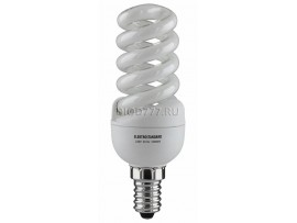 Энергосберегающая лампа Мини-спираль E14 13 Вт 2700K