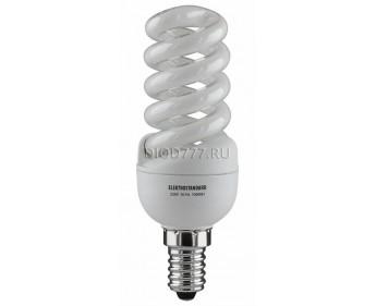 Энергосберегающая лампа Мини-спираль E14 13 Вт 6500K
