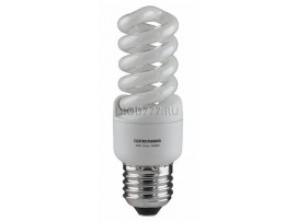 Энергосберегающая лампа Мини-спираль E27 13 Вт 4200K