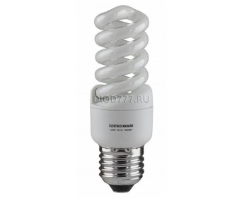 Энергосберегающая лампа Мини-спираль E27 15 Вт 2700K
