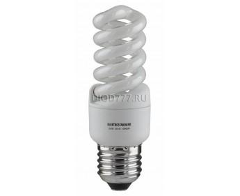 Энергосберегающая лампа Мини-спираль E27 15 Вт 4200K