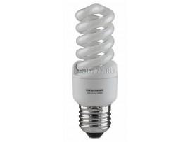 Энергосберегающая лампа Мини-спираль E27 15 Вт 6500K