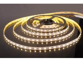 Светодиодная лента 5050/60 LED 14.4W IP20 [белая подложка] теплый белый свет