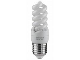 Энергосберегающая лампа Микро-винт E27 11 Вт 6500K