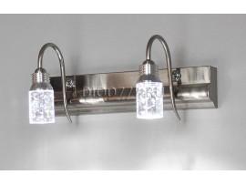 Подсветка для картин и зеркал Glace 822/2 LED хром (CH)
