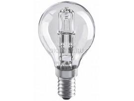 Лампа галогенная Шар G45 28W E14