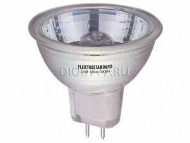 Лампа галогенная MR16 220 В 50 Вт сверхъяркая