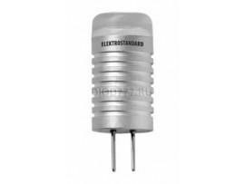 Лампа светодиодная G4 LED 1W 12V AC 4200K