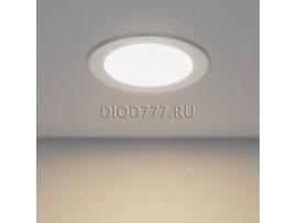 Встраиваемый потолочный светодиодный светильник DLL 110 3300K