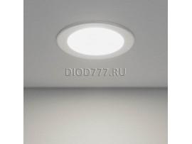 Встраиваемый потолочный светодиодный светильник DLL 110 6500K