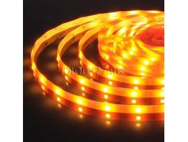 Светодиодная лента 5050/30 LED 7,2 W IP65 оранжевый свет