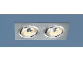 Алюминиевый точечный светильник 1011/2 CH (хром)