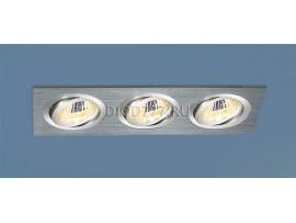 Алюминиевый точечный светильник 1011/3 CH (хром)