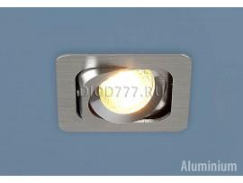 Алюминиевый точечный светильник 1021/1 CH (хром)
