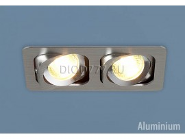 Алюминиевый точечный светильник 1021/2 CH (хром)