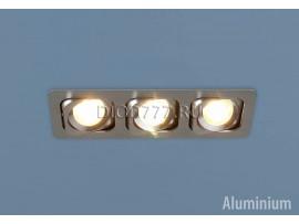 Алюминиевый точечный светильник 1021/3 CH (хром)