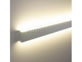 Профильный светодиодный светильник ССП накладной двусторонний 31W 2200Lm 120см