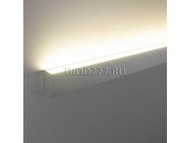 Профильный светодиодный светильник ССП накладной односторонний 10W 650Lm 60см