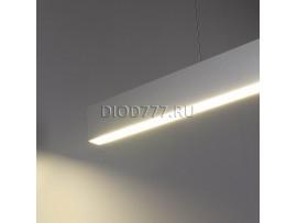 Профильный светодиодный светильник ССП подвесной односторонний 18W 1300Lm 120см