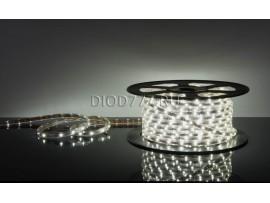 Светодиодная лента LSTR002 220V 7,2W IP65 белый