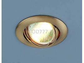 Точечный светильник 104S SB (бронза)