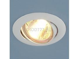 Точечный светильник 104S WH (белый)