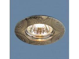 Точечный светильник 602 MR16 GAB бронза