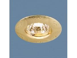 Точечный светильник 602 MR16 SG сатин золото