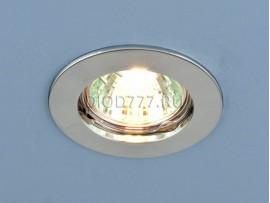 Точечный светильник 863A CH (хром)
