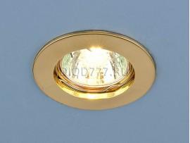 Точечный светильник 863A GD (золото)