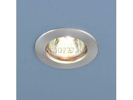 Точечный светильник 863A SS (сатин. серебро)