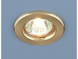 Точечный светильник 9210 SG (золото матовое)
