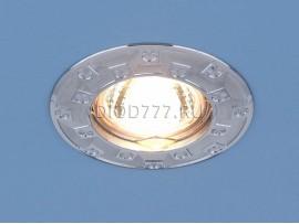 Точечный светильник для подвесных, натяжных и реечных потолков 7202 хром (CH)