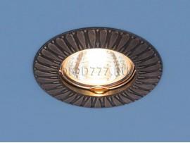 Точечный светильник для подвесных, натяжных и реечных потолков 7203 бронза (GAB)
