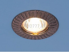 Точечный светильник для подвесных, натяжных и реечных потолков 7203 медь (RAB)