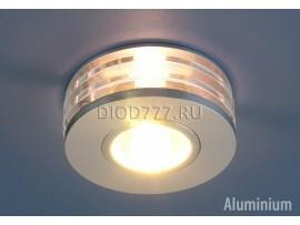Точечный светильник из алюминия 5005 WH (хром)
