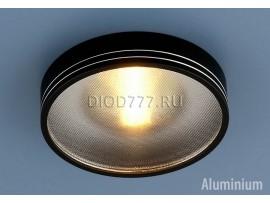 Точечный светильник из алюминия 5147 BK (черный)