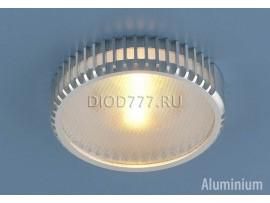 Точечный светильник из алюминия 5149 WH (хром)