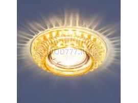 Точечный светильник со светодиодами 7247 MR16 GC тонированный