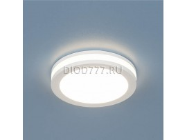 Точечный светильник со светодиодами DSKR80 5W 4200K