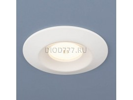 Точечный светильник со светодиодами DSS102 4W 4200K белый (WH)
