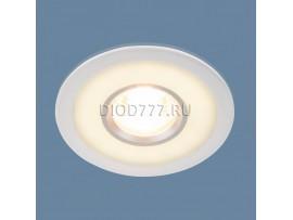 Точечный светильник светодиодный 1052 MR16 WH белый