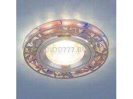 Точечный светодиодный светильник 8096 MR16 PK розовый